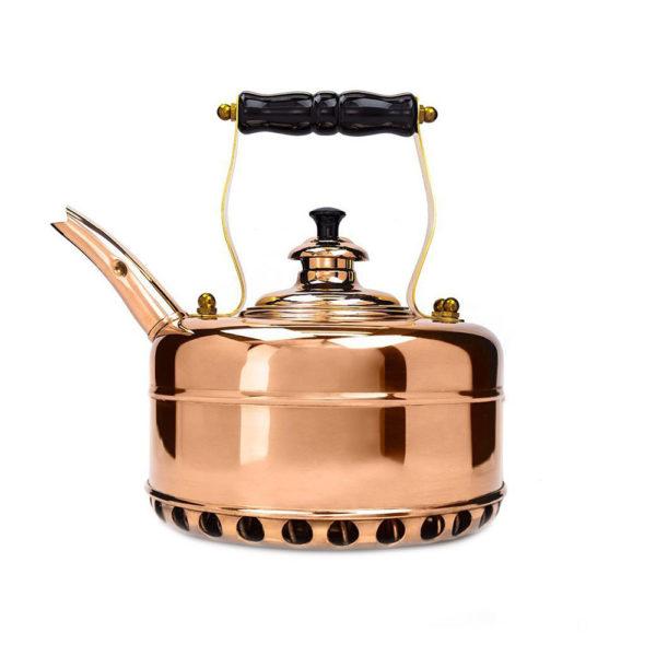 Медный чайник ручной работы для газовой плиты Richmond Heritage NO.3, 1.7 л, RICHMOND