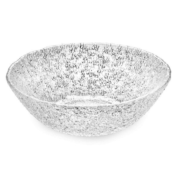 Стеклянный салатник ручной работы Special 28 см, 6922.1, IVV