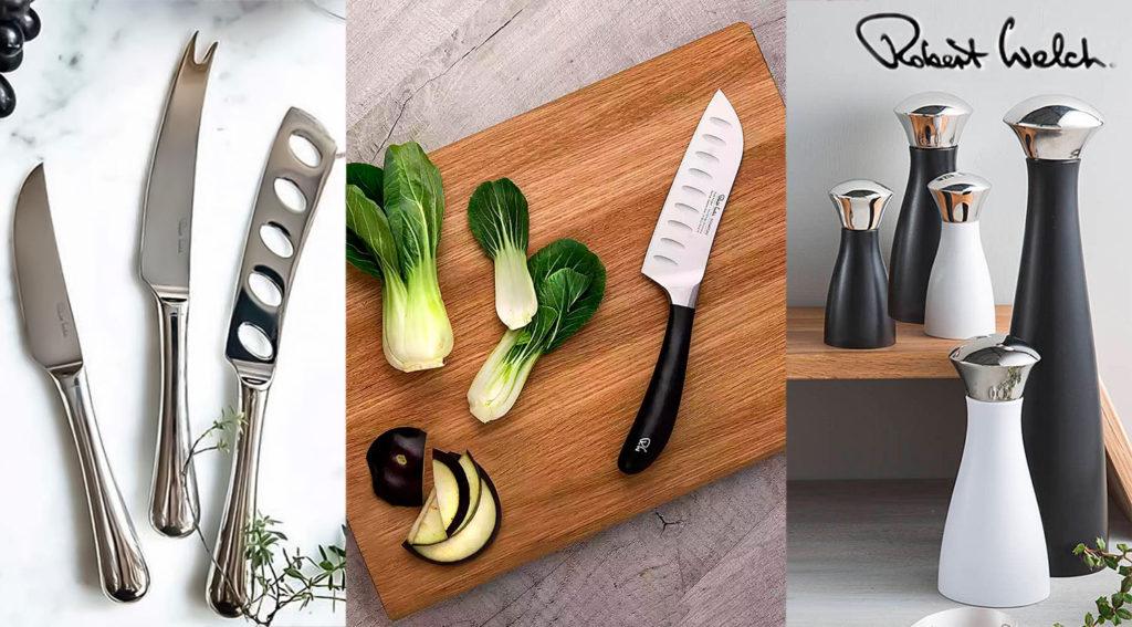 Новинки кухонных аксессуаров Robert Welch