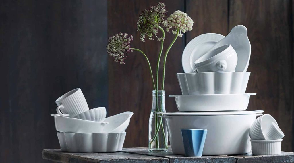 Фарфоровая посуда Pillivuyt