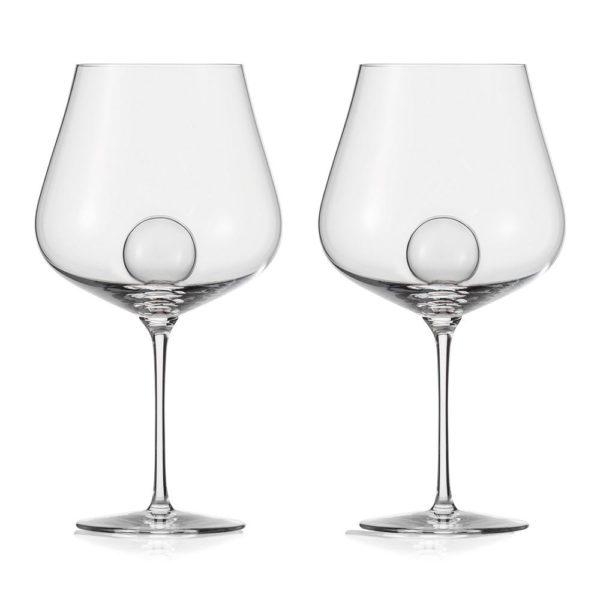 Набор из 2-х бокалов для красного вина Burgundy 796 мл, серия Air Sense, 122185, ZWIESEL GLAS