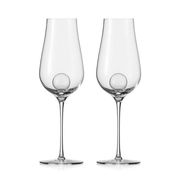 Набор из 2-х бокалов для шампанского 331 мл, серия Air Sense, 122186, ZWIESEL GLAS