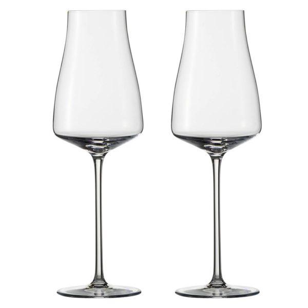 Набор из 2-х бокалов для шампанского Champagne 369 мл, серия The Moment, 122205, ZWIESEL GLAS