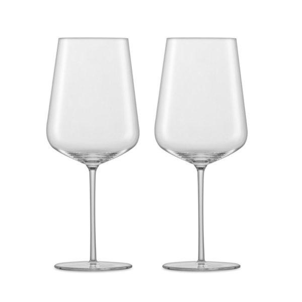 Набор из 2-х бокалов для красного вина Bordeaux 406 мл, серия Vervino, 122170, ZWIESEL GLAS