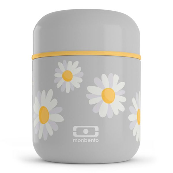 Контейнер-термос для горячего MB Capsule Daisy 280 мл, 25024020, Monbento