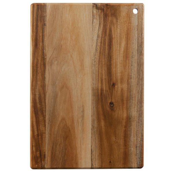Деревянная разделочная доска 35x24 см, ZY-XS-SS03, Smart Solutions