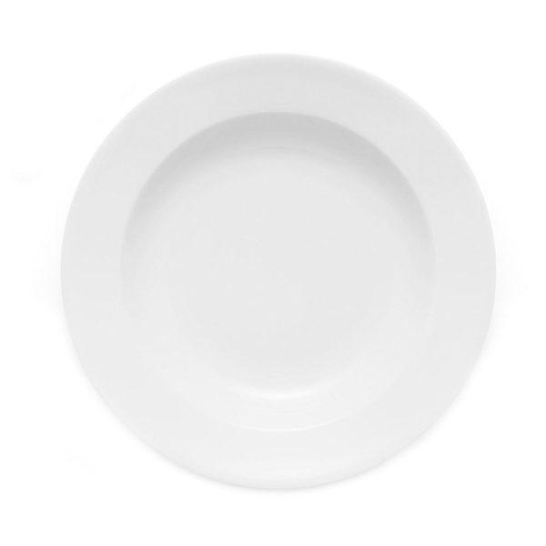 Фарфоровая суповая тарелка Legio 25 см, 886224, EVA SOLO