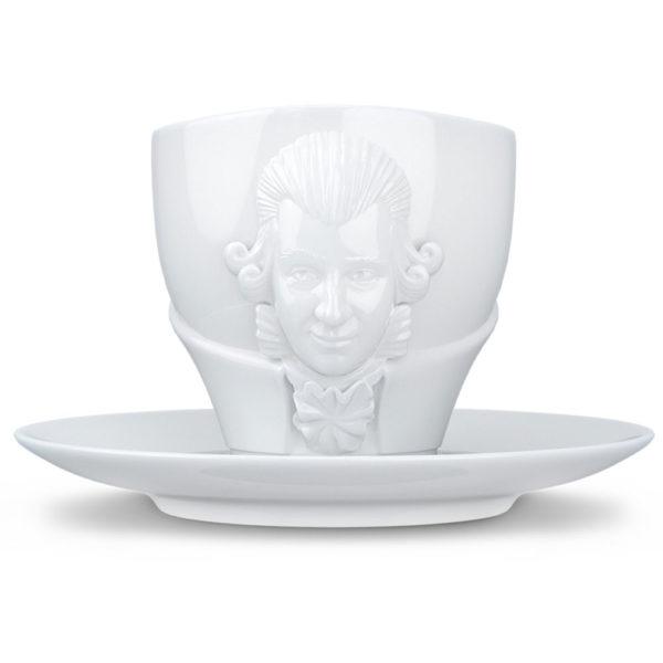 Фарфоровая чайная пара Talent Wolfgang Amadeus Mozart 260 мл, T80.02.01, Tassen