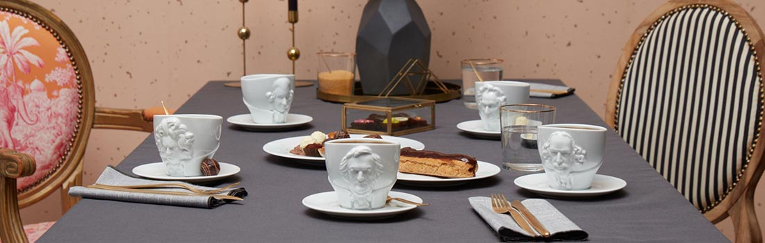 Фарфоровая посуда Tassen TALENT Cups