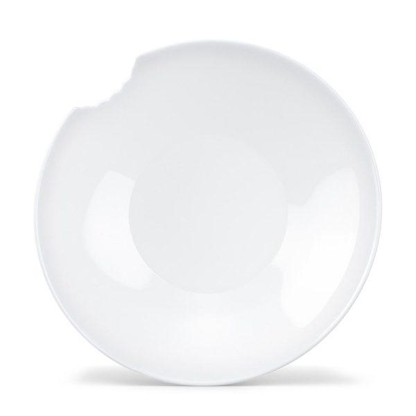 Набор фарфоровых глубоких тарелок With Bite 2 шт, 18 см, T01.76.01, Tassen