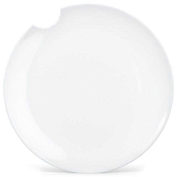 Набор фарфоровых тарелок With Bite 2 шт, 28 см, T01.74.01, Tassen